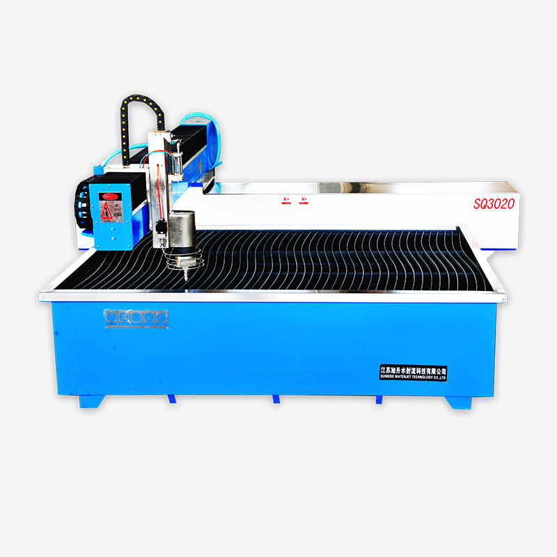 four axis cnc waterjet cutting machine - copy