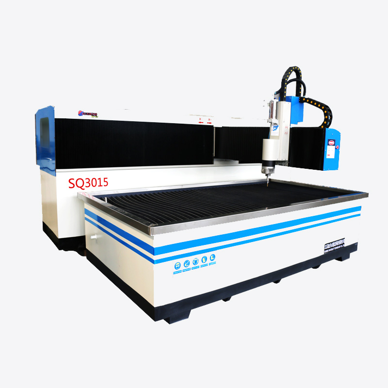 high-speed waterjet cutting machine